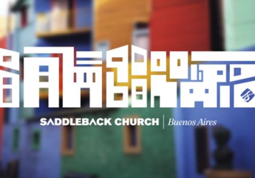 Saddleback Goes Global
