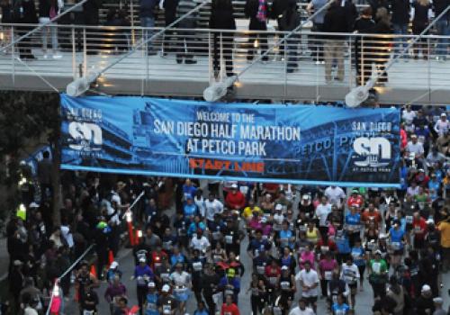 Inaugural San Diego Half Marathon